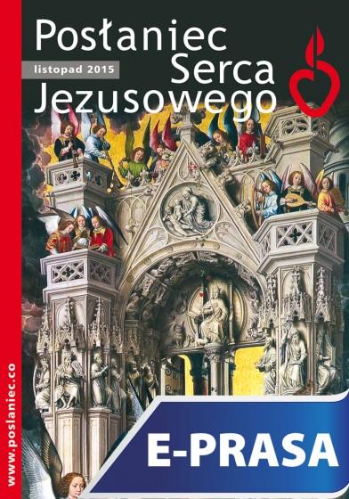 Posłaniec Serca Jezusowego - listopad 2015