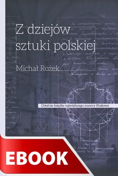 Z dziejów sztuki polskiej