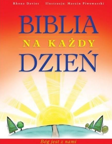 Biblia na każdy dzień / Outlet