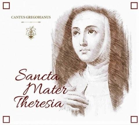 Sancta Mater Theresia Chorały karmelitańskie