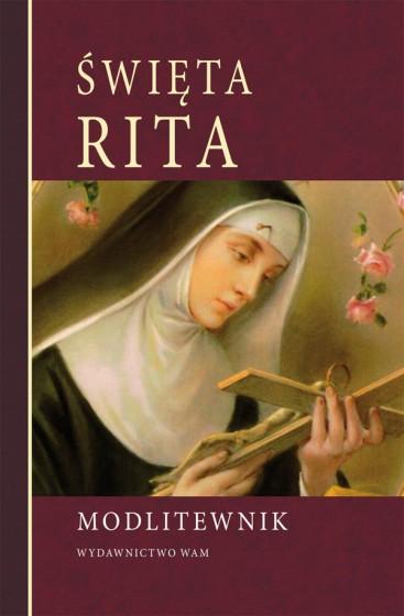 Święta Rita modlitewnik