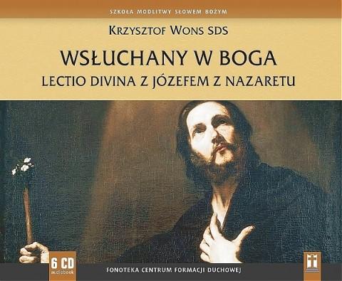 Wsłuchany w Boga CD Audio