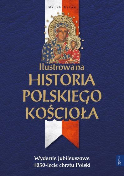 Ilustrowana historia polskiego Kościoła / Outlet