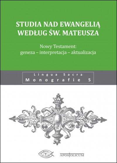 Studia nad Ewangelią według św. Mateusza