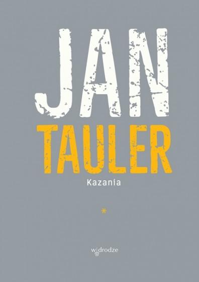Jan Tauler. Kazania