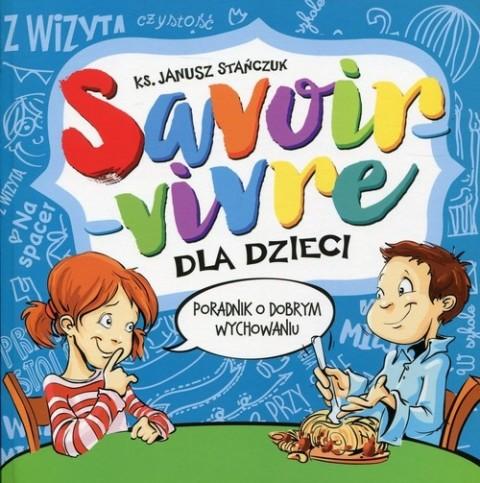 Savoir-vivre dla dzieci