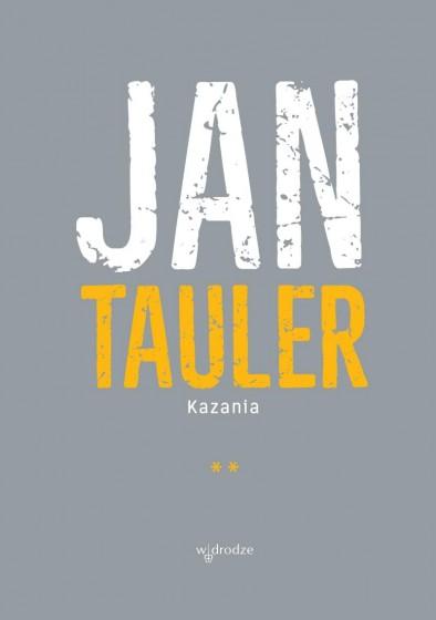 Jan Tauler. Kazania Tom II