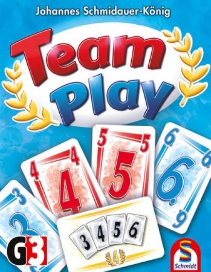 Team Play gra karciana