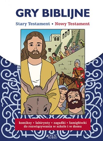 Gry biblijne Stary Testament, Nowy Testament