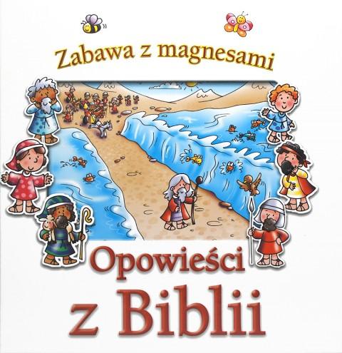 Opowieści z Biblii. Zabawa z magnesami