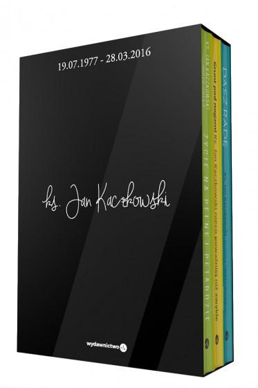 Bestsellery ks. Jana Kaczkowskiego