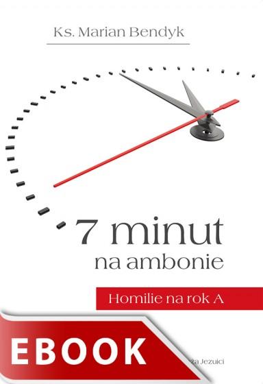 7 minut na ambonie