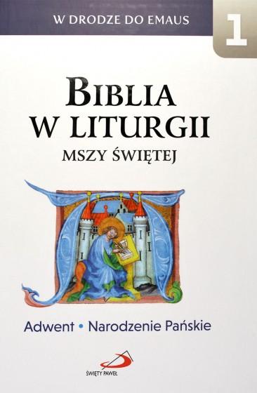 Biblia w liturgii Mszy świętej 1