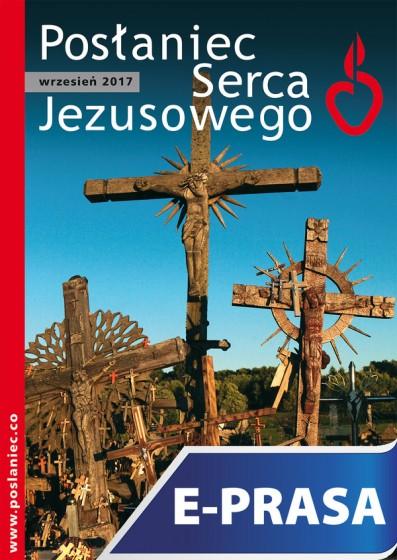Posłaniec Serca Jezusowego - wrzesień 2017