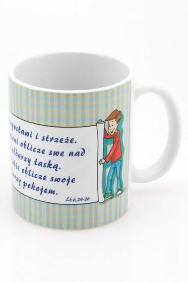 Kubek - Niech Cię Pan błogosławi i strzeże / w.2