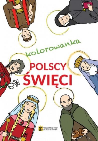 Polscy święci kolorowanka
