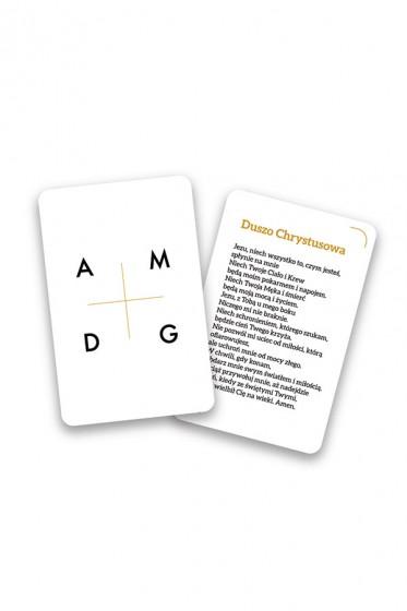 Karty AMDG