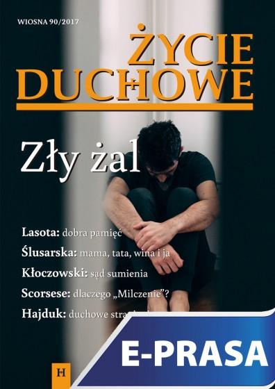 Życie Duchowe nr 90/2017 (Wiosna)
