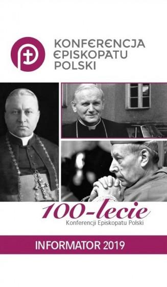 Konferencja Episkopatu Polski  Informator 2019