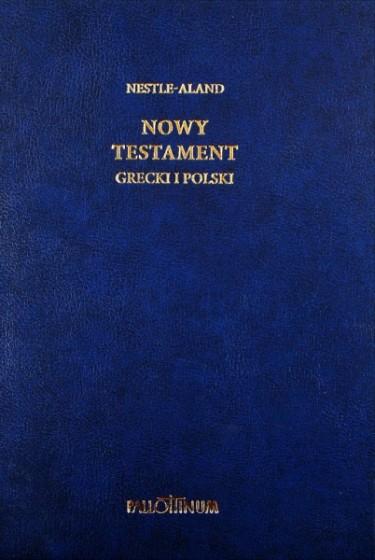 Nowy Testament grecki i polski