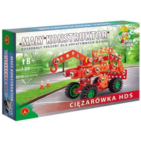 Mały Konstruktor - Ciężarówka