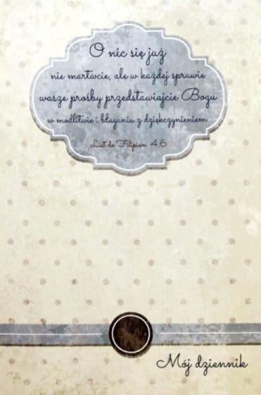 Mój dziennik - O nic się już nie martwcie