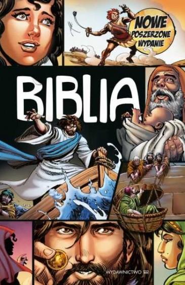 Biblia - Komiks wyd.2