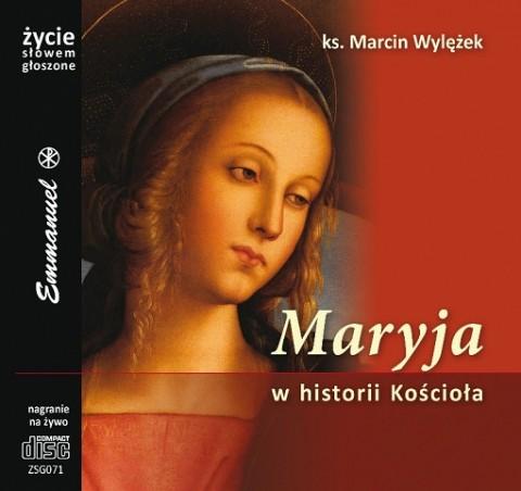 Maryja w historii Kościoła