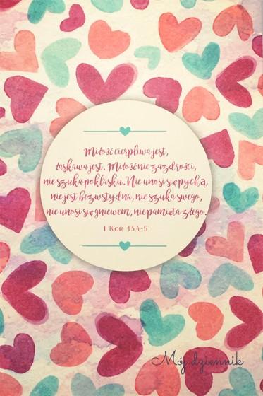 Mój dziennik - Hymn o miłości