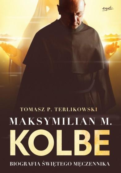 Maksymilian M. Kolbe okładka filmowa