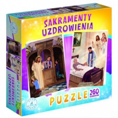 Sakramenty uzdrowienia (puzzle)
