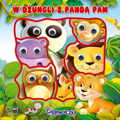 W dżungli z pandą Pam