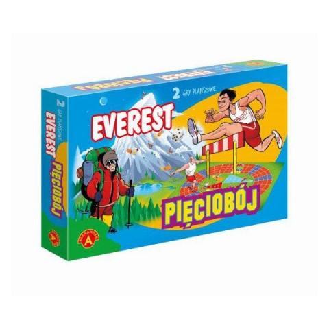 Everest i pięciobój