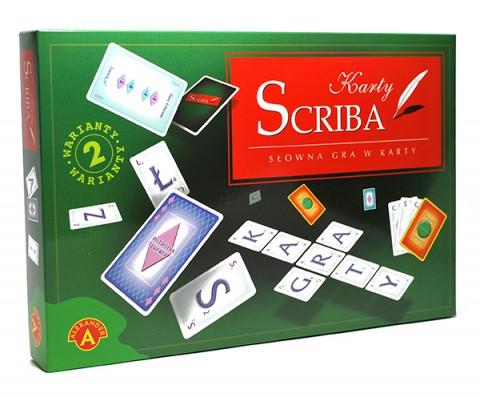 Scriba - Karty
