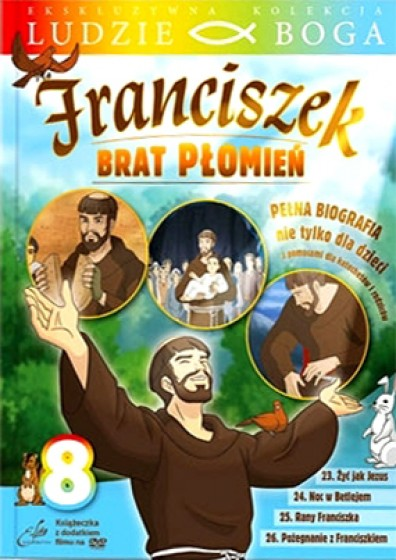 Franciszek. Brat płomień 8