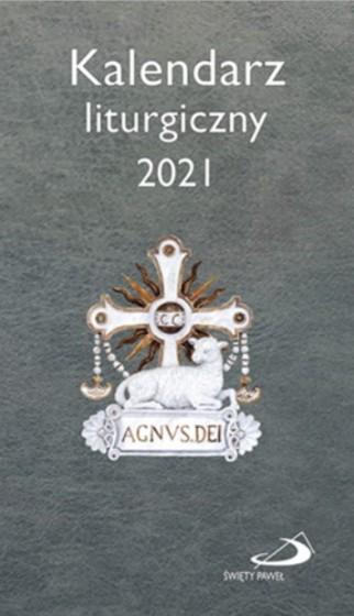 Kalendarz liturgiczny 2021