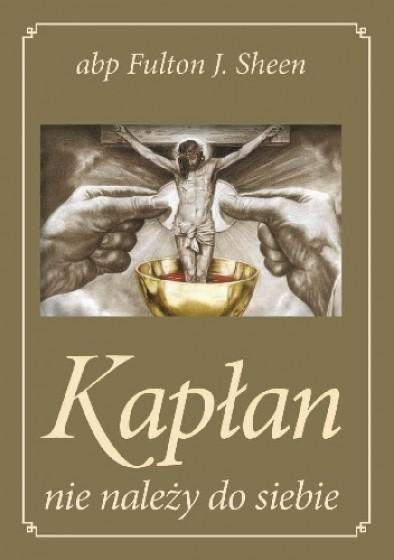 Kapłan nie należy do siebie (złoty)