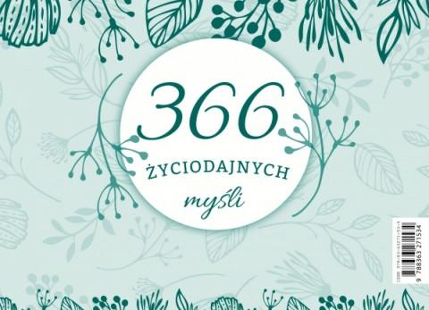 366 życiodajnych myśli
