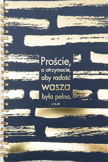 Mój dziennik - Proście, a otrzymacie