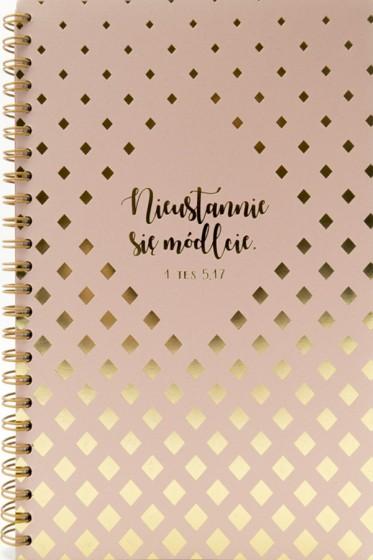 Mój dziennik - Nieustannie się módlcie