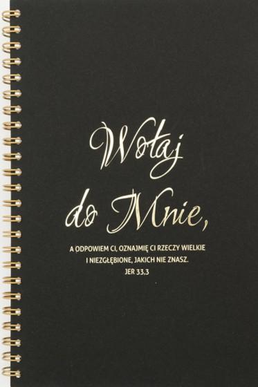 Mój dziennik - Wołaj do Mnie