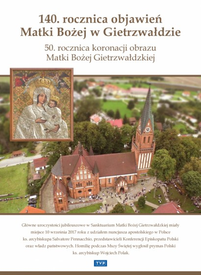 140. rocznica objawień Matki Bożej w Gietrzwałdzie