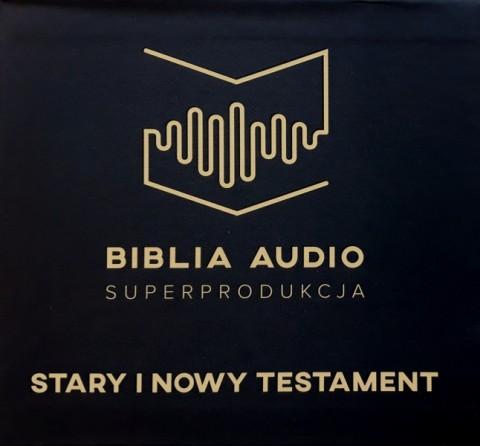 Biblia Audio superprodukcja ST i NT