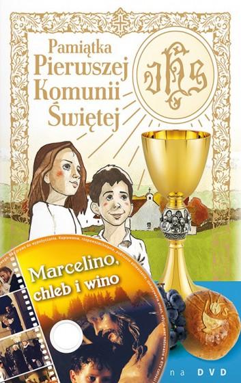 Marcelino chleb i wino. Wielka podróż Marcelina