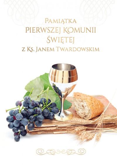 Pamiątka Pierwszej Komunii Świętej. ks. Twardowski