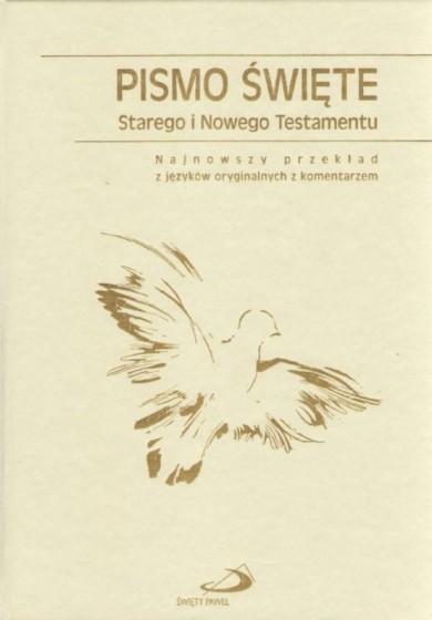 Pismo Święte Starego i Nowego Testamentu. Mały format