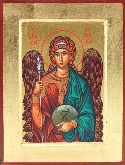 Ikona Święty Gabriel Archanioł