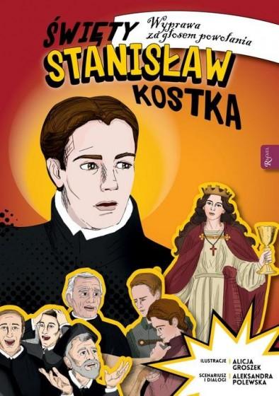 Święty Stanisław Kostka. Komiks