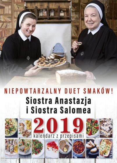 Kalendarz 2019. Niepowtarzalny duet smaków!
