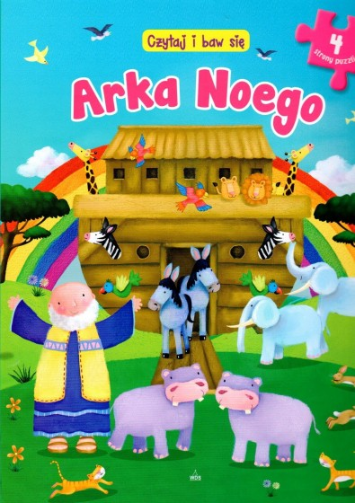 Arka Noego Czytaj i baw się